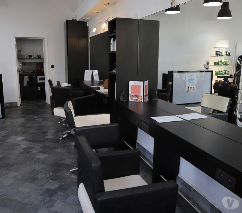 Fond de Commerce a vendre Etterbeek - 1040 - Photos Vivastreet Coiffeur location .