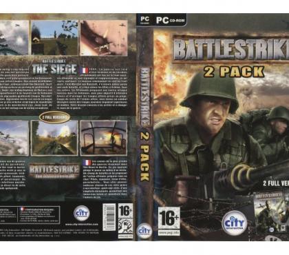 Photos Vivastreet Battlestrike (Pack)
