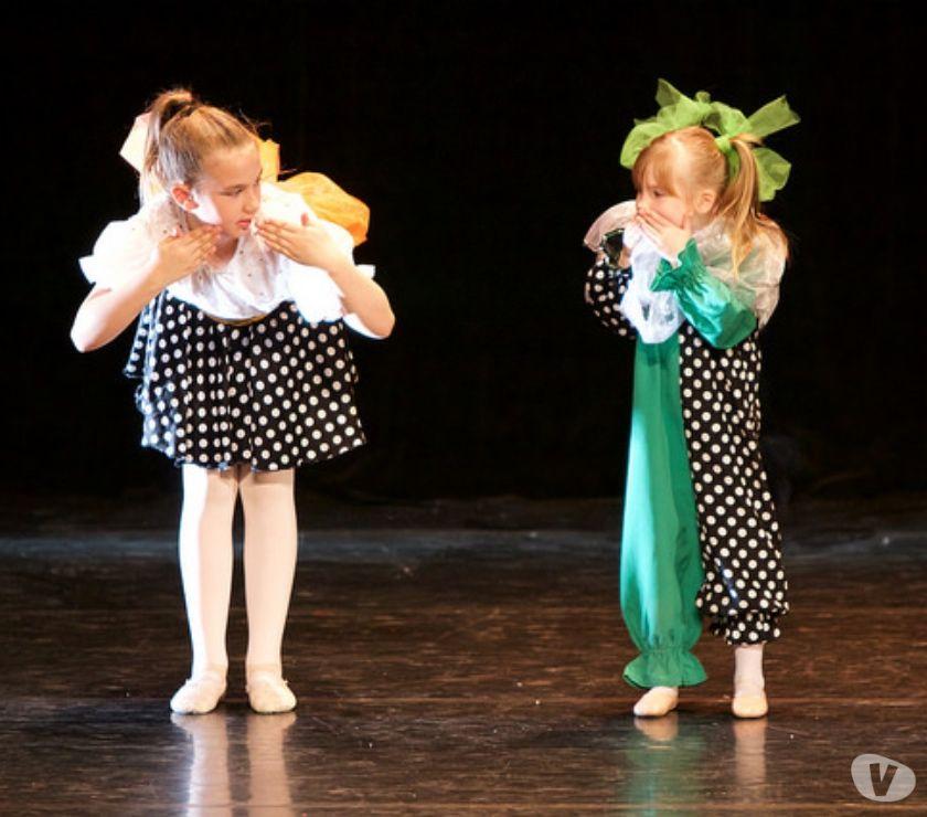 Musique - Théâtre - Danse La Louvière - 7100 - Photos Vivastreet cours de danse pour enfants - accueil dès 3 ans