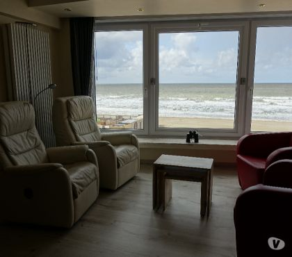 Photos Vivastreet Appartement sur la digue à Middelkerke