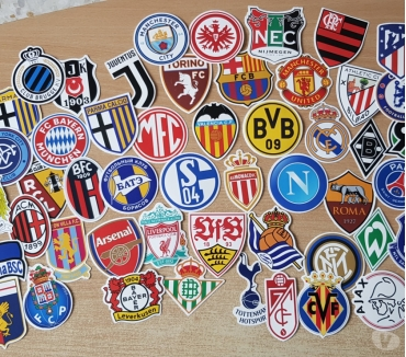 Photos Vivastreet Autocollant sticker club de football foot Ligue 1, europa