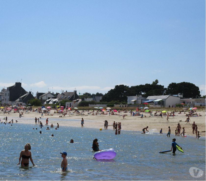 Location vacances France - Photos Vivastreet En Bretagne, location 3* en RdC d'une maison, plage à 50m