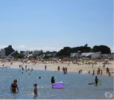 Photos Vivastreet En Bretagne, location 3* en RdC d'une maison, plage à 50m
