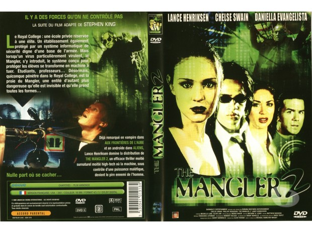 DVD Libramont Chevigny - 6800 - Photos Vivastreet The Mangler 2