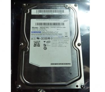 Photos Vivastreet Samsung HD321KJ 320Gb Disque dur SATA (Attention)
