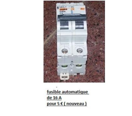 Photos Vivastreet Marchandises diverses pour l'électricité