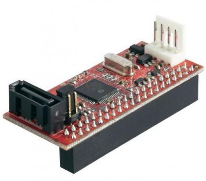 Photos Vivastreet Adaptateur convertisseur 3,5 ou 5,25 IDE Femelle to SATA