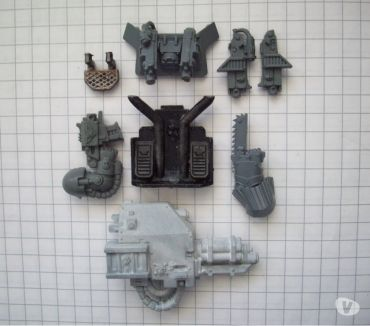 Photos Vivastreet Lot de bitz-rabiots Space Marines pour W40K