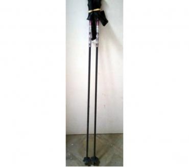 Photos Vivastreet 2 paires de batons 130cm de ski Kerma composite carbon