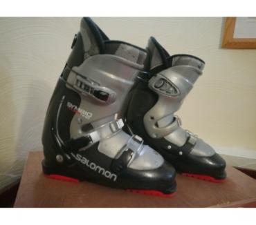 Photos Vivastreet Chaussures ski 44 29MP 336mm Salomon Symbio 440 noirrouge