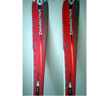 Photos Vivastreet Skis 173cm paraboliques Dinastar D-Stinct CROSS RL + fixatio