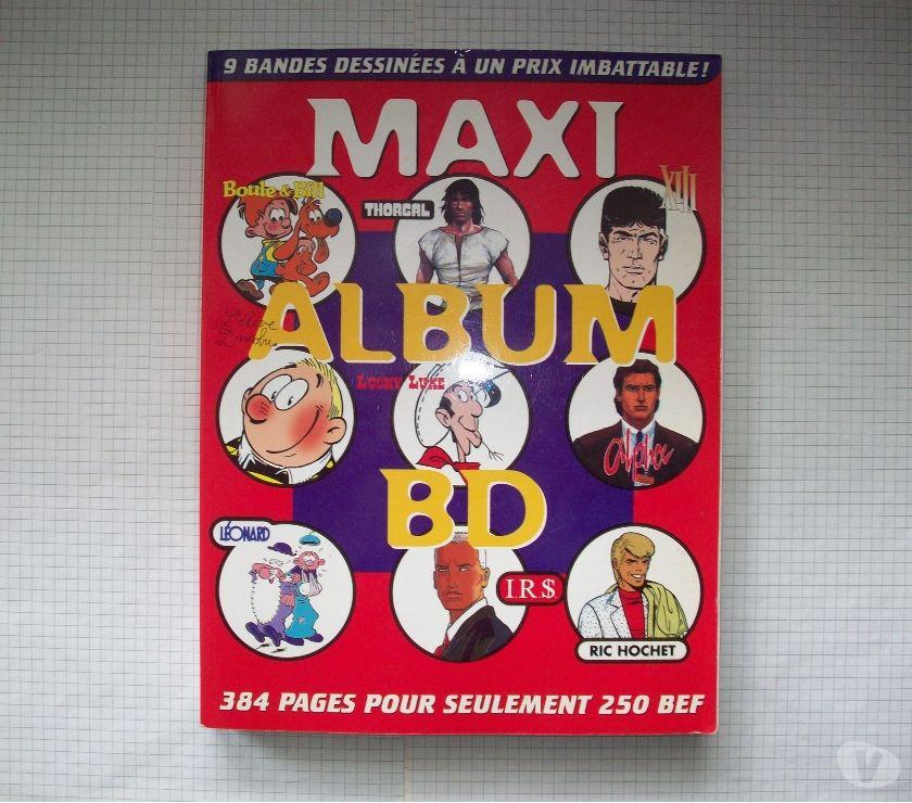 Photos Vivastreet Maxi album BD