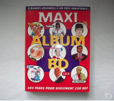 Photos Vivastreet Maxi album BD