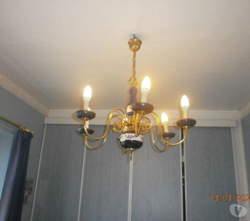 Décoration - art Flémalle - 4400 - Photos Vivastreet lustre a six lampe