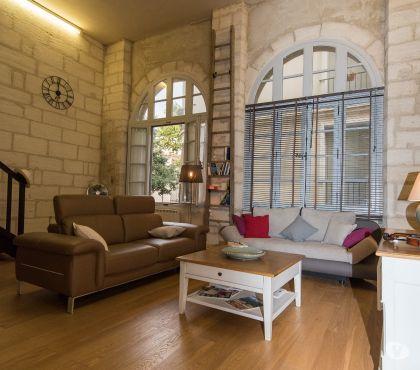 Photos Vivastreet Avignon Intra muros Loft tout équipé au calme, patio, 4 pers