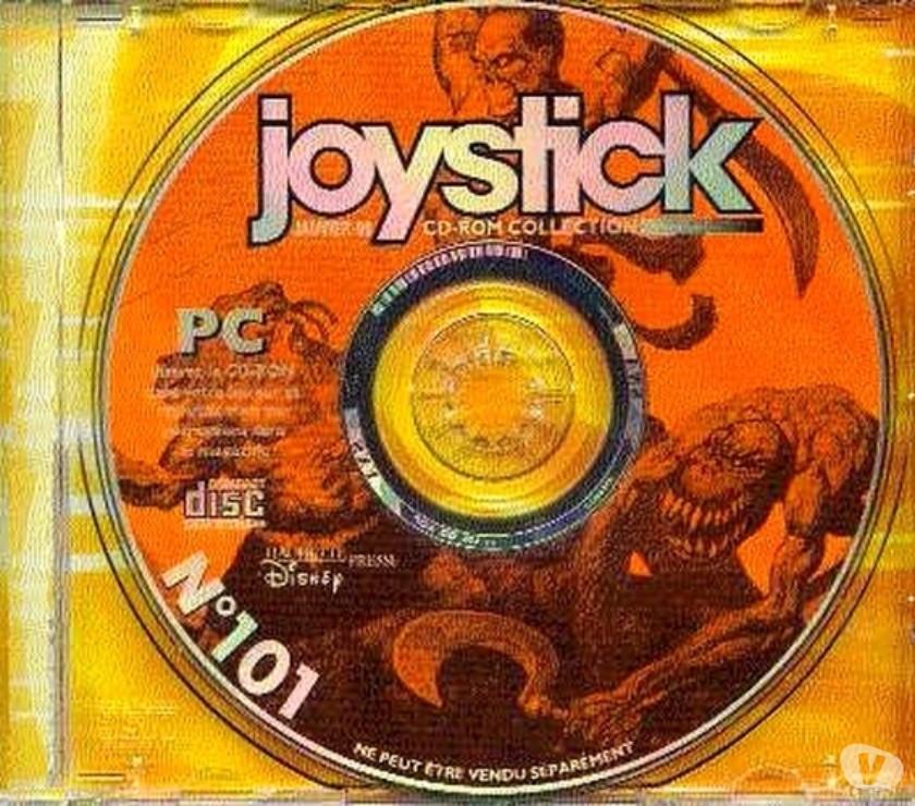 Photos Vivastreet cd joystick pc n° 101