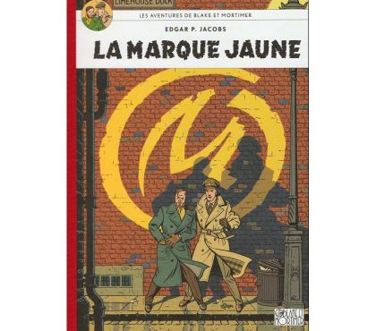 Photos Vivastreet Blake et Mortimer – La marque jaune T06 RE
