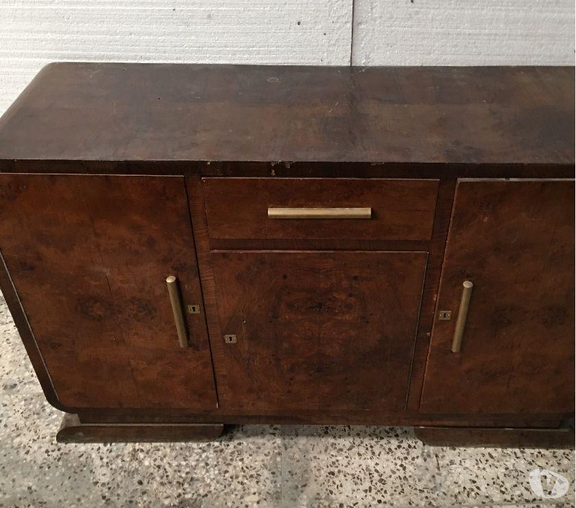 Muebles usados Albacete - Fotos de Mesa comedor estilo castellano artesanal y muebles año 1930