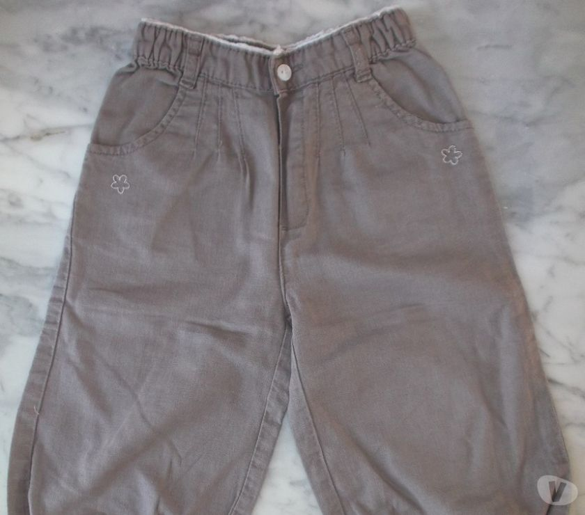 Photos Vivastreet pantalon beige 18M fille