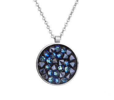 Photos Vivastreet Swarovski collier bleu
