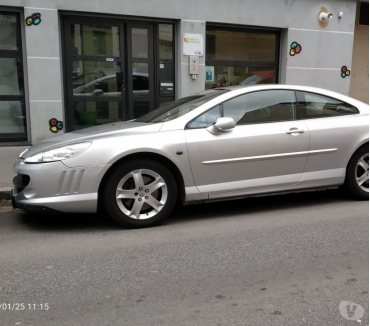 Photos Vivastreet 407 coupé 2.7hdi v6
