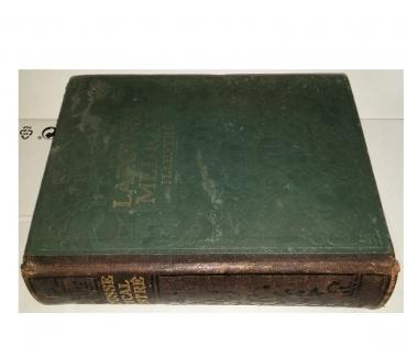 Photos Vivastreet Presque 100 ans Dictionnaire LAROUSSE Médical Illustré 1924