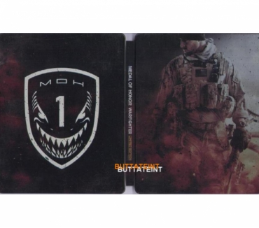 Photos Vivastreet STEELBOOK PS3 SEUL - MEDAL OF HONOR WARFIGHTER