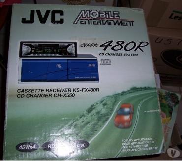 Photos Vivastreet AUTO RADIO JVC KS-FX480R AVEC CHARGEUR 12 CD NEUF