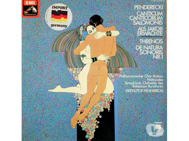 Photos Vivastreet PENDERECKI Disque vinyl 33T occasion Original