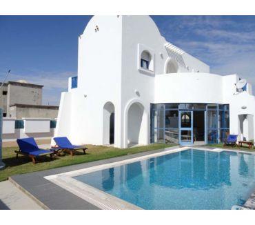 Photos Vivastreet A Vendre Villa Récente Moderne avec Piscine Aghir-Djerba