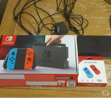 Photos Vivastreet NINTENDO SWITCH AVEC JEUX