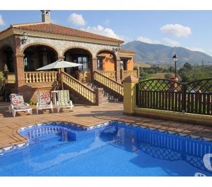 Photos Vivastreet Villa vue sur mer dans les collines - Mijas
