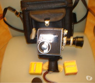 Photos Vivastreet ANCIENNE CAMERA BOLEX PAILLARD K1 ZOOM REFLEX AUTOMATIC