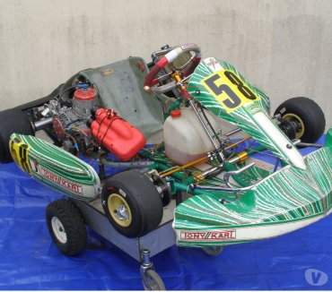Photos Vivastreet KARTING 125 KZ TONY KART TM K9C