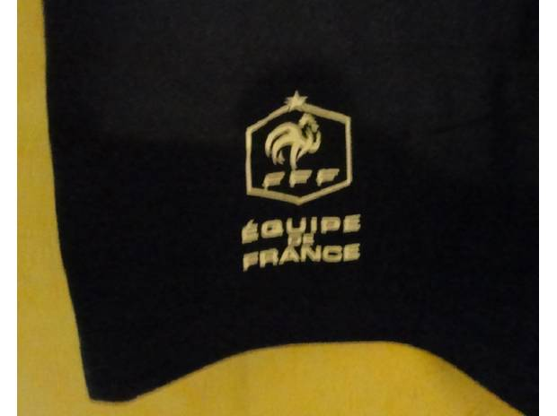 Photos Vivastreet Tee-Shirt Equipe de France de Football