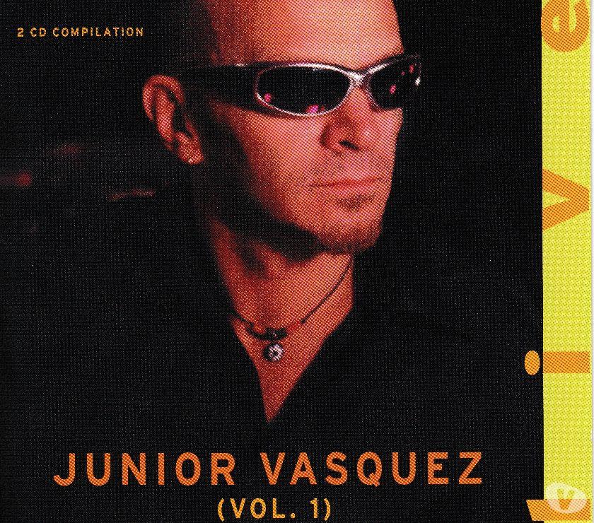 Photos Vivastreet CD Junior Vasquez Live (Vol. 1) Compilation