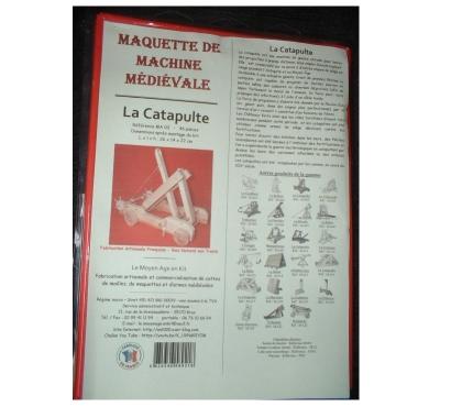 Photos Vivastreet Maquette fonctionnelle de catapulte