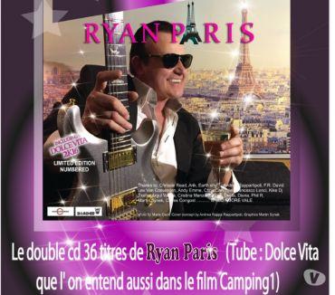 Photos Vivastreet CD compilation de RYAN PARIS