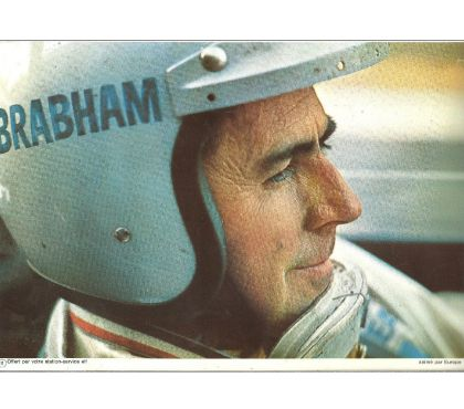 Photos Vivastreet Collection ELF n° 11 - compétition 1970 photo Jack BRABHAM