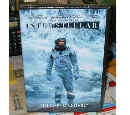 Photos Vivastreet INTERSTELLAR -DVD Neuf sous Blister