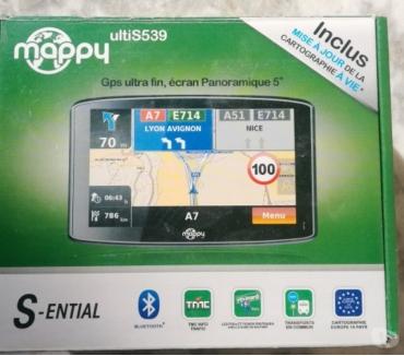 Photos Vivastreet GPS Mappy ulti S539 parfait état