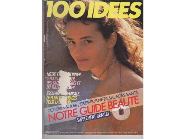 Photos Vivastreet 100 IDEES (magazine de juillet 85)