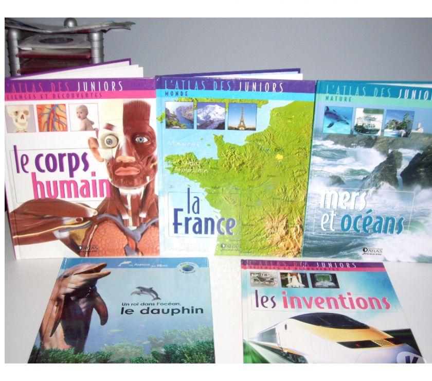 Livres occasion Isère Arandon - 38510 - Photos Vivastreet LOT DE 8 LIVRES