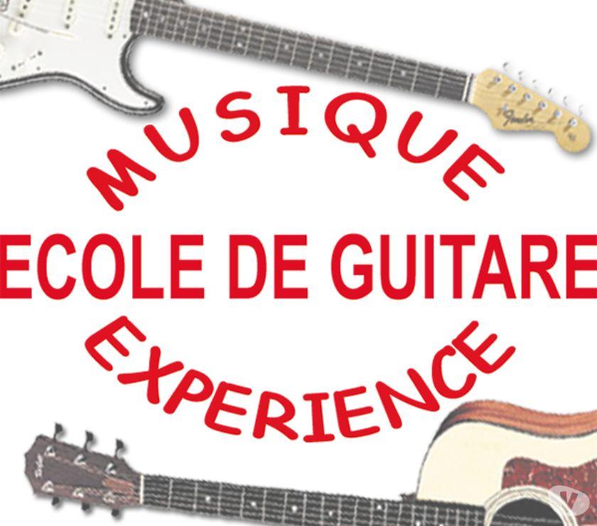Photos Vivastreet Cours de Guitare acoustique et électrique
