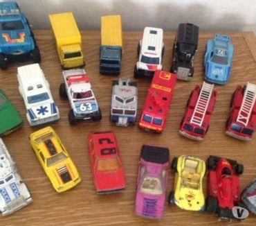 Photos Vivastreet Lot de 20 voitures miniatures années 1980
