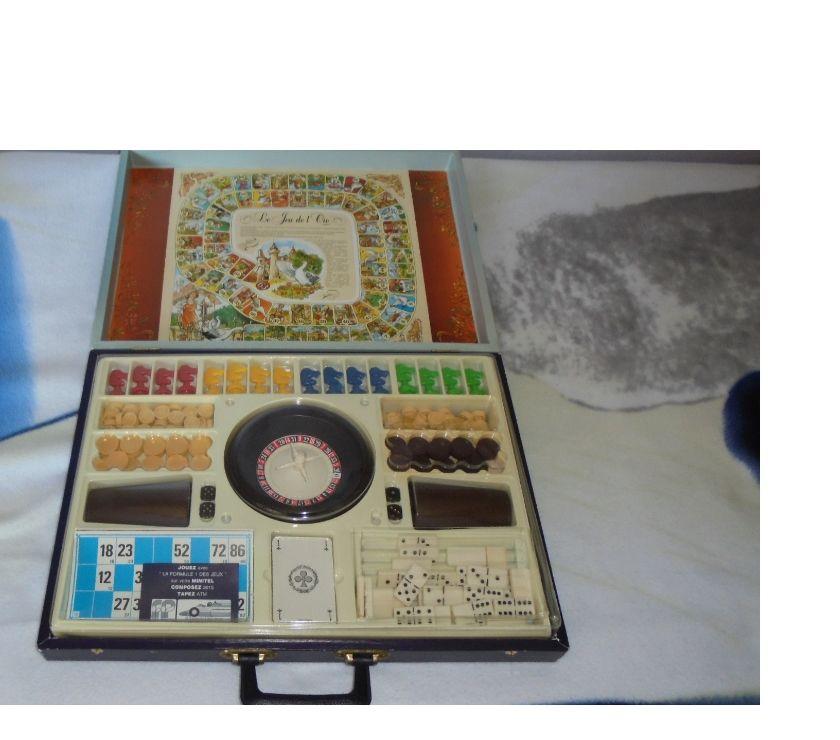 Photos Vivastreet 1 jeux de soçieté marque production ferriot 1964