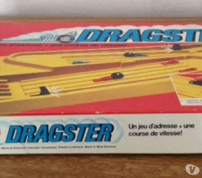 Photos Vivastreet jeu MB DRAGSTER