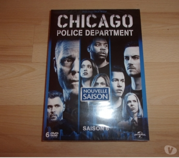 Photos Vivastreet Coffret 6 DVD Chicago Police Department Saison 6 (Neuf)