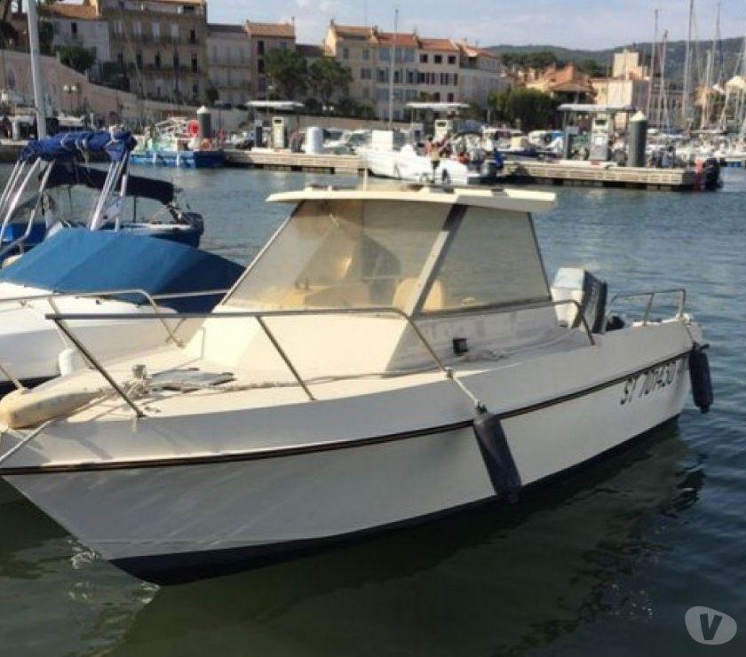Bateaux à moteur Alpes-Maritimes Antibes - 06600 - Photos Vivastreet BATEAU PECHE PROMENADE