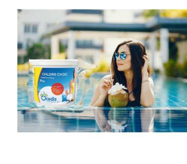 Photos Vivastreet chlore choc pour piscine 15 € les 5 kg